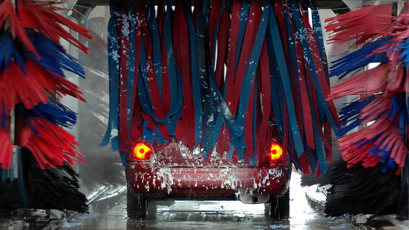 waterbehandeling autowasstraat